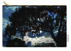 Carry-all Pouch featuring the photograph Morning Mood by Mark Blauhoefer