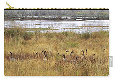 Morning Munch Carry-all Pouch by I'ina Van Lawick