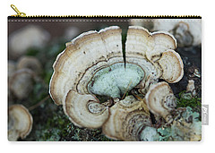 Morning Mushroom Carry-all Pouch