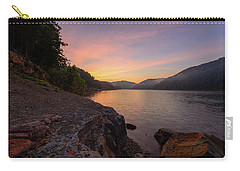Morning On The Bay Carry-all Pouch