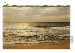 Morning On The Beach - Jersey Shore Carry-all Pouch