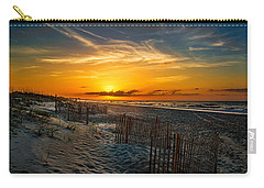 Morning On The Bogue Banks Carry-all Pouch