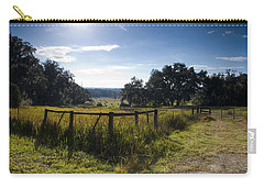 Morning On The Farm Carry-all Pouch