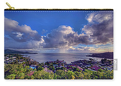 Morning Rain In Kaneohe Bay Carry-all Pouch
