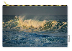 Morning Sea Spray Carry-all Pouch