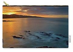 Morning Seascape Carry-all Pouch