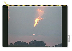 Morning Sky On Fire Carry-all Pouch