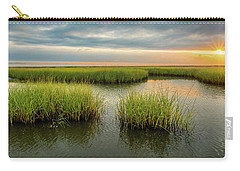 Carry-all Pouch featuring the photograph Morning Star by Andy Crawford