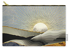 Morning Sun Carry-all Pouch by Katherine Smit