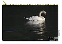 Morning Swan Carry-all Pouch