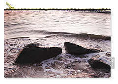 Carry-all Pouch featuring the photograph Morning Tide by Jorgo Photography - Wall Art Gallery