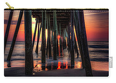 Morning Under The Pier Carry-all Pouch