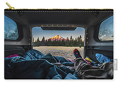 Morning Views Carry-all Pouch by Alpha Wanderlust