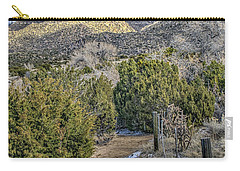 Morning Walk Carry-all Pouch by Alan Toepfer