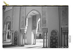 Morocco #1 Carry-all Pouch by Susan Lafleur