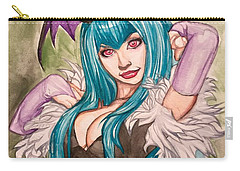 Morrigan Aensland  Carry-all Pouch