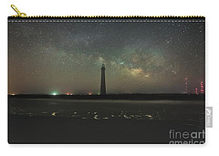 Morris Island Light House Milky Way Carry-all Pouch