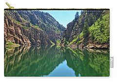Morrow Point Reservoir Carry-all Pouch