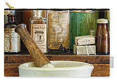 Mortar And Pestle Carry-all Pouch