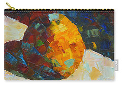 Mosaic Citrus Carry-all Pouch