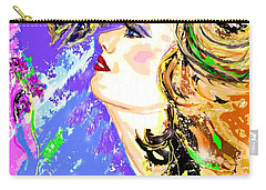 Mosaic Dreams Carry-all Pouch