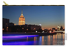 Moscow River Carry-all Pouch