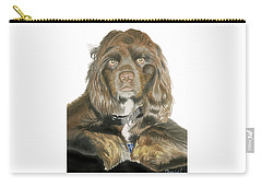 Mose - Cocker Spaniel Carry-all Pouch