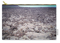 Moss-covered Lava Flow, Iceland Carry-all Pouch