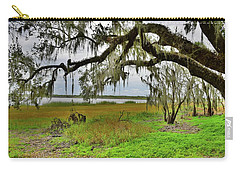 Moss Hangs Heavy Carry-all Pouch