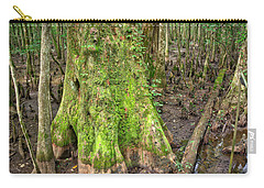 Mossy Cypress Carry-all Pouch