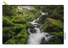 Mossy Fall #3 Carry-all Pouch