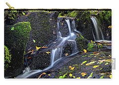 Emerald Cascades Carry-all Pouch