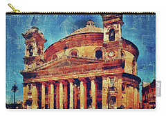 Mosta Church Carry-all Pouch