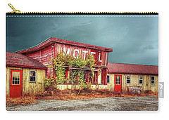 Motel Carry-all Pouch by Mary Timman