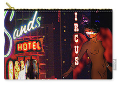 Motel Variations Angels Carry-all Pouch by Ann Tracy