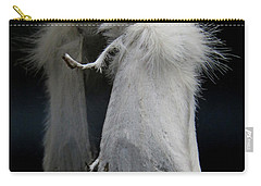 Moth Reflection Carry-all Pouch