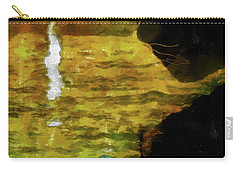 Carry-all Pouch featuring the photograph Mother Earth Watching by Joseph Hollingsworth