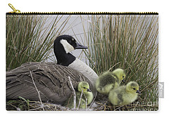 Mother Goose Carry-all Pouch by Jeannette Hunt