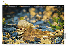 Mother Killdeer 2 Carry-all Pouch