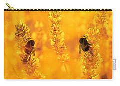 Carry-all Pouch featuring the digital art Mother Nature At Work    by Fine Art By Andrew David