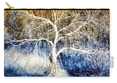 Mother Natures Dance Carry-all Pouch by Janine Riley