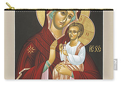 Mother Of God Light In All Darkness 016 Carry-all Pouch
