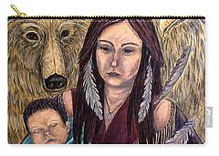 Motherhood-guardian Spirits Carry-all Pouch