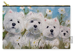 Mother's And Daughters Carry-all Pouch