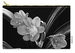 Mother's Clivia Lily Carry-all Pouch