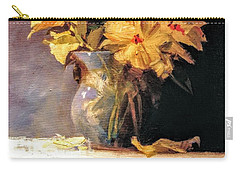 Mother's Favorite Vase Carry-all Pouch