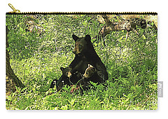 Mother's Love Carry-all Pouch by Geraldine DeBoer