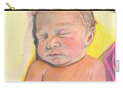 Mother's Love -isabelle Carry-all Pouch by Jan Dappen