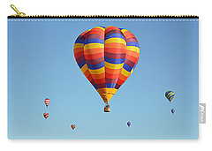 Carry-all Pouch featuring the photograph Mothership by AJ Schibig