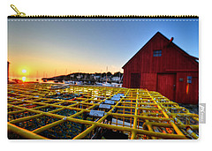 Motif 1 Lobster Trap Sunrise Carry-all Pouch